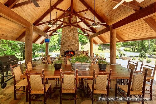 Smoky Mountains Lodging Guide Parkside Cabin Rentals In The Beautiful Smoky Mountains
