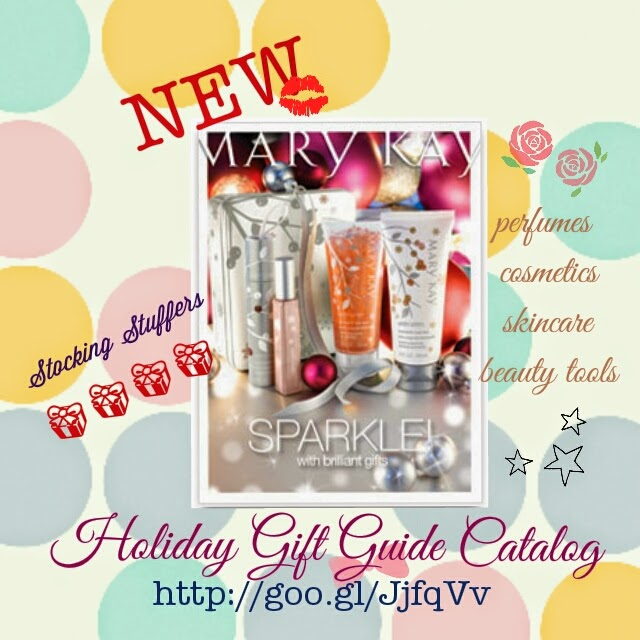 LATINA.BROWN.BEAUTY.QUEEN**~~: Mary Kay Holiday Sparkle