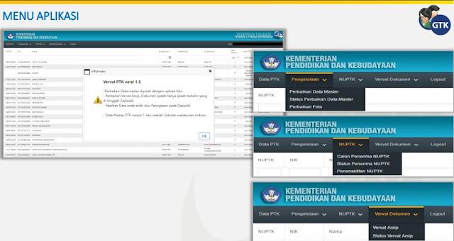 Panduan Lengkap VERVAL DATA GURU Melalui Aplikasi Verval GTK