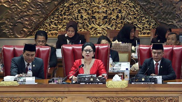 Pengamanan Ekstra Pelantikan Presiden, Ketua DPR Ingin Indonesia Aman di Mata Dunia