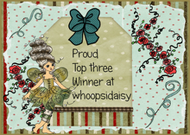♥ Top3 bei Whoopsi Daisy/ Dezember 2013 ♥