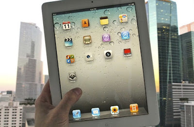 iPad 2 contra competencia