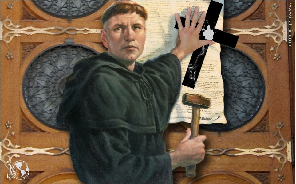 Resultado de imagem para O desafio de compreender Lutero e a reforma 500 anos depois