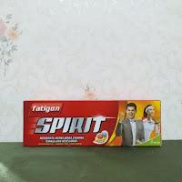 Fatigon Spirit Tablet