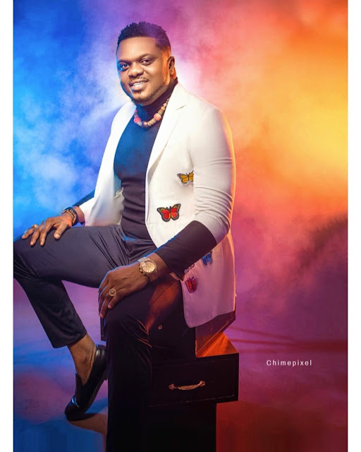 Popular Nollywood Actor Ken Erics Celebrates his 36th Birthday With Amazing Outfits From Williams Collections