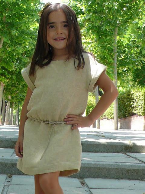 pequeña fashionista