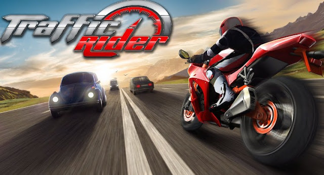 Traffic Rider Mod Apk game