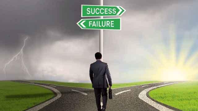 असफलता हमारी सबसे बड़ी शिक्षक