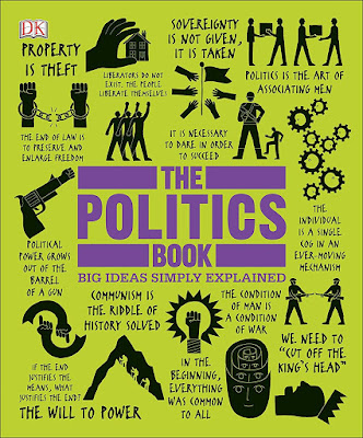 [FREE AMAZON EBOOK]The Politics Book: Big Ideas Simply Explained-DK