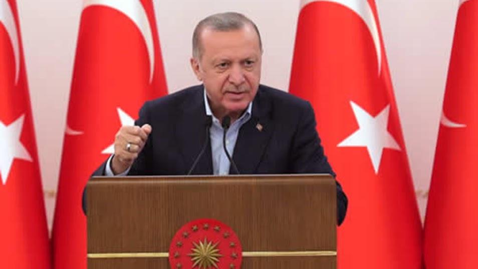 Ερντογάν: Το Γιαβούζ σύντομα θα ξεκινήσει γεωτρήσεις στη Μεσόγειο