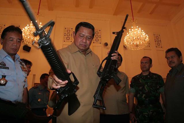 Seruan SBY ke Kader: Ibarat Peperangan, Perang Ini Dibenarkan
