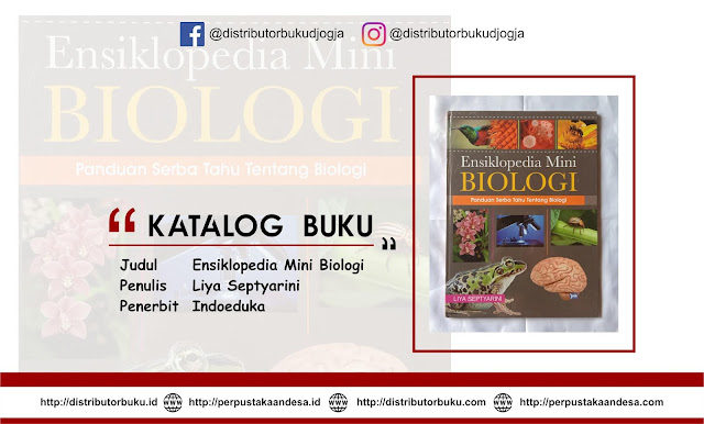 Ensiklopedia Mini Biologi