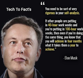 What is the biography of Elon Musk?