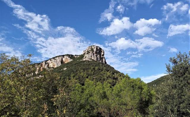 rocca di corno sopra Verzi