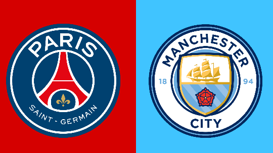 مشاهدة-مباراة-باريس سان جيرمان و مانشستر سيتي ... دوري أبطال أوروبا
