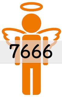 エンジェルナンバー 7666