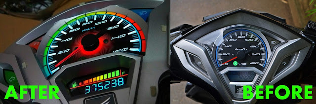 Jasa Custom Speedometer Jogja
