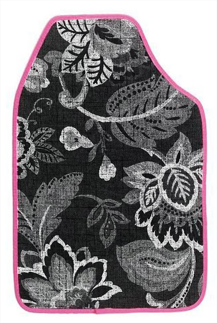 white-florals-custom-car-floor-mats