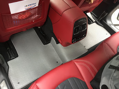 Thảm lót sàn Maserati Levante S