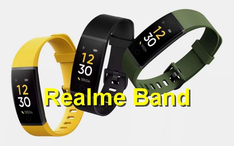 Spesifikasi dan Harga Realme Band (realme.com)