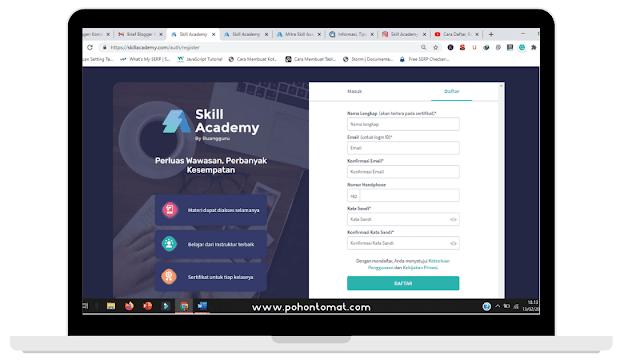 skill academy prakerja