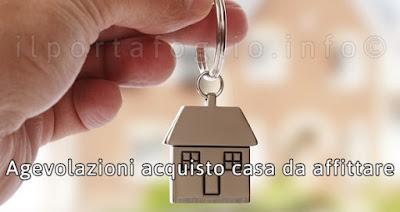 agevolazioni acquisto casa da affittare