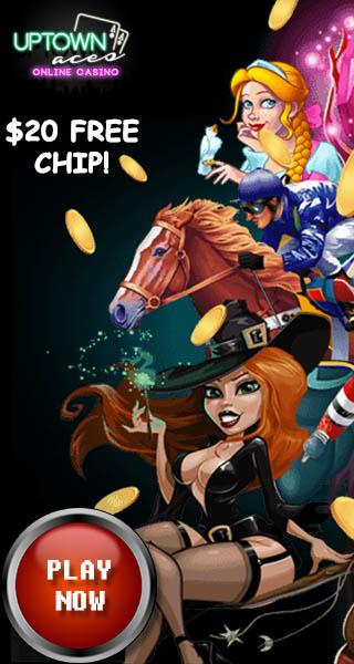 $20 free chip no deposit  online casino