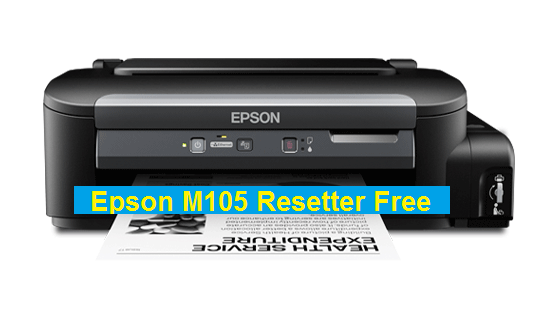 Reset Epson M105 Service Required All Lights Blinking