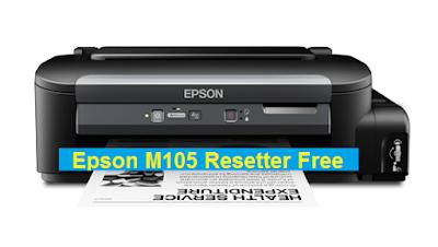 Reset Epson M105