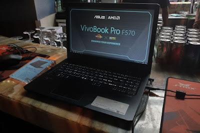 Spesifikasi Laptop Asus VivoBook Pro F570 Terbaru