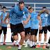Selección: Uruguay ya está pronto para enfrentar a la dura Colombia en Barranquilla