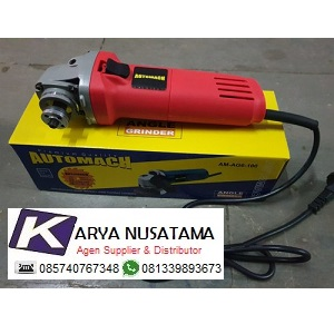Jual Mesin Gerinda Praktis Angle Grinder RS-6-100 230V di Jepara