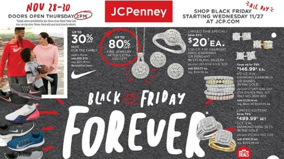 80 Off Jcpenney Black Friday Coupons Deals Amp Sale Online 2020