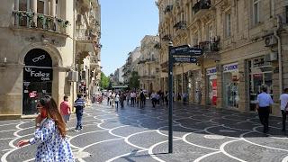 Walks along the Street