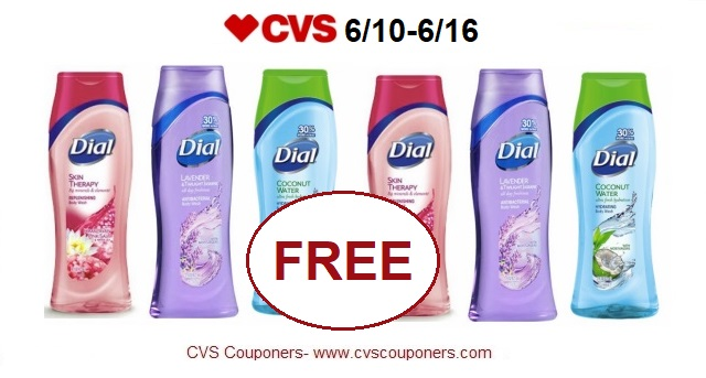 http://www.cvscouponers.com/2018/06/free-dial-body-wash-at-cvs-610-616.html
