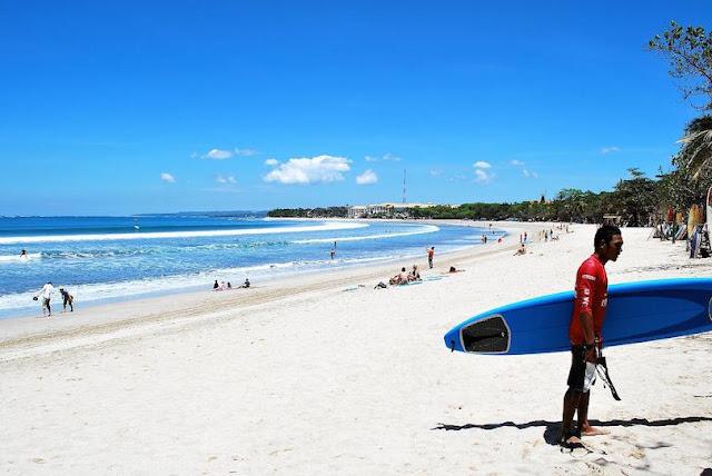 Pantai Kuta, Bali Tempat Menginap