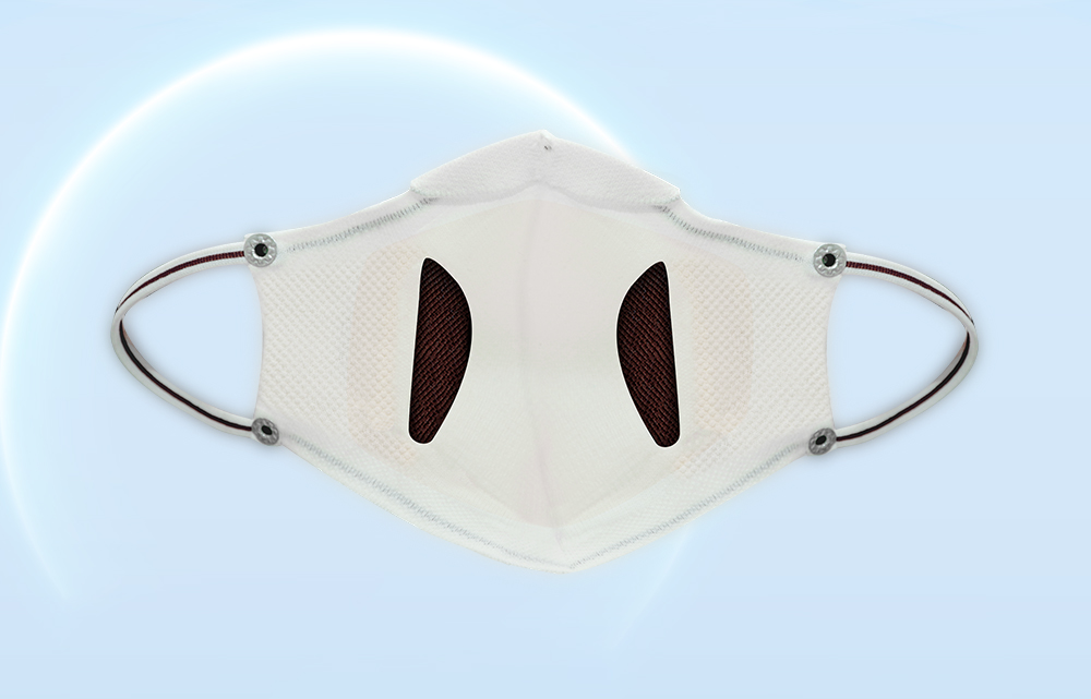 eco-friendly coffee masks