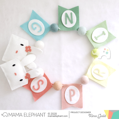 Mama Elephant Buildabanner - Pennants에 대한 이미지 검색결과