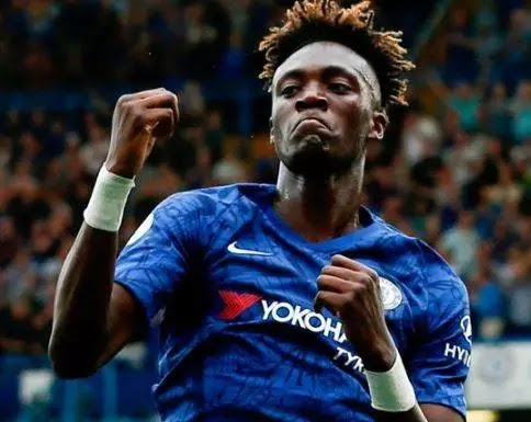Nigerian Striker Reacts After Being Included In England Squad