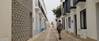 La Isla de Tabarca. Provincia de Alicante.