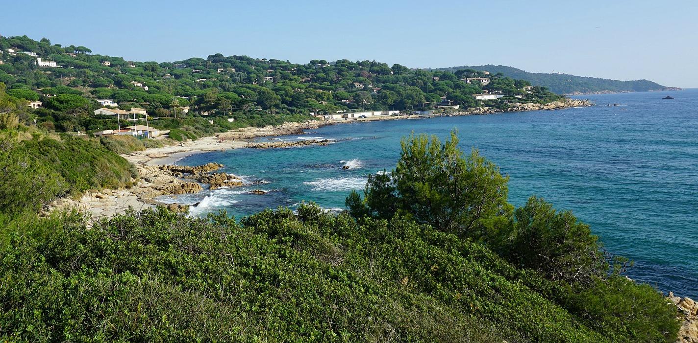 L'Escalet coastline
