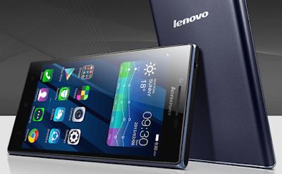 Lenovo P70, Salah satu smartphone Lenovo seri P