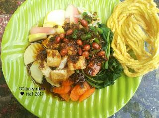 Ide Resep Masak Rujak Buah dan Sayur
