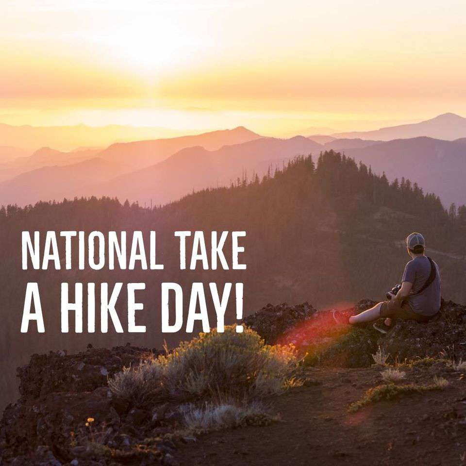 National Take a Hike Day Wishes for Whatsapp
