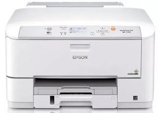 Epson Workforce Pro WF-5190DW Driver Downloads