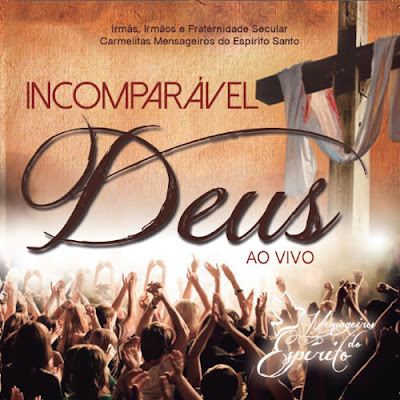 Sopra em nós, música e letra - Ministério Mensageiros do Espírito