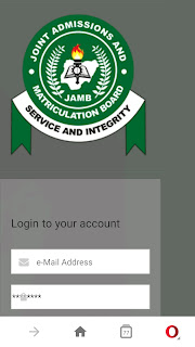 Retrieve jamb password
