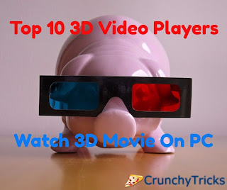 3D Video Players