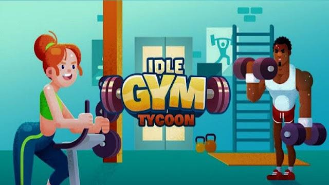 Idle Fitness Gym Tycoon Mod Apk v1.10 (Unlimited Money, Diamonds)