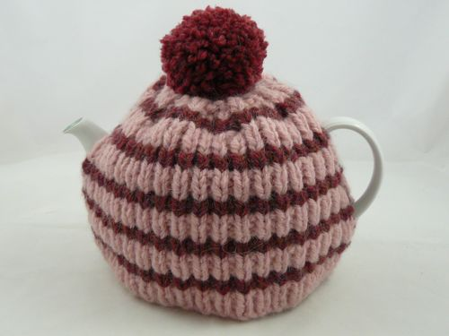 Made It Keep The Pot Hot Free Knitting Patterns For Tea Cosies